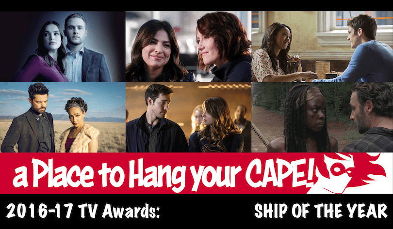 AP2HYC TV Awards 2017 - Ship of the Year