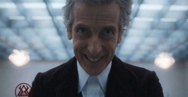 Doctor Who The Lie of the Land