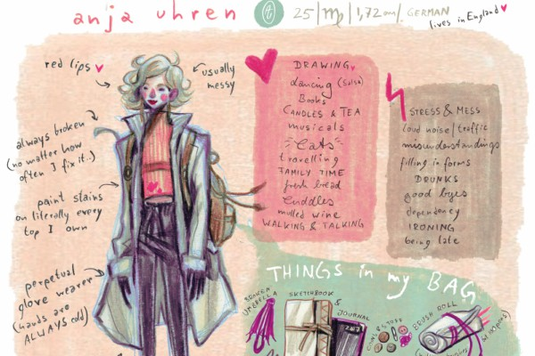 Ambiguity, Interpersonal Relationships and Zines: A Conversation with Anja Uhren