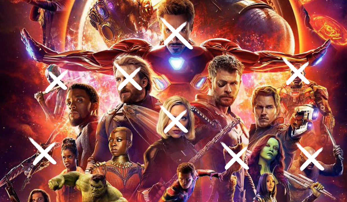 Top 6 Marvel Characters Who Could Die In Infinity Wars A