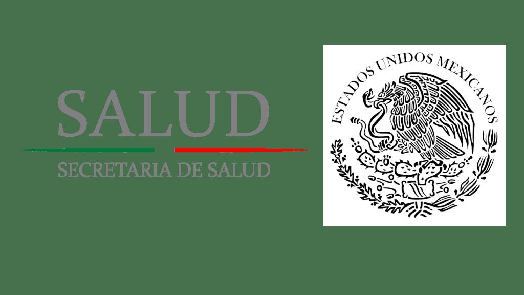 Logo Secretaría de Salud