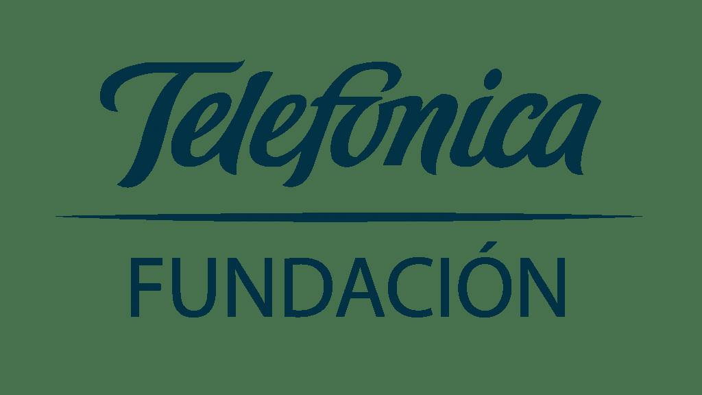 Logo Fundación Telefónica