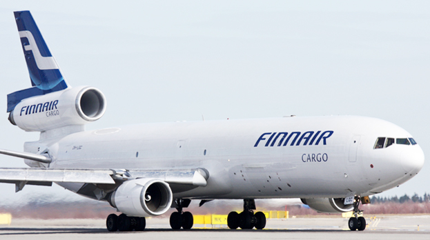 Finnair Cargo to open new online services to ease our customers' daily work