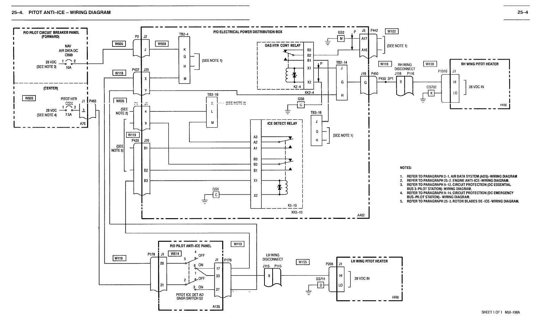 25 4 Pitot Anti Ice Wiring Diagram