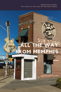Destination Guide to Memphis, Tennessee, Land of the Delta Blues