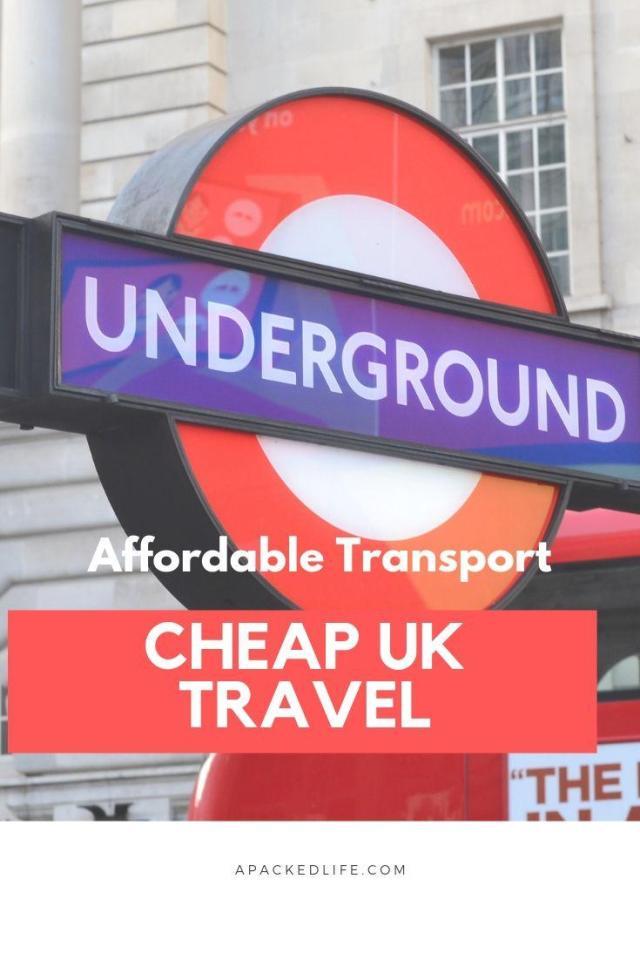 Cheap travel UK, affordable travel UK