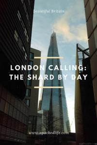 London Calling Shad Thames Shard by day