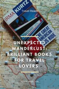 Unexpected Wanderlust - Brilliant Books for Travel Lovers - Great American Bus Ride Irma Kurtz