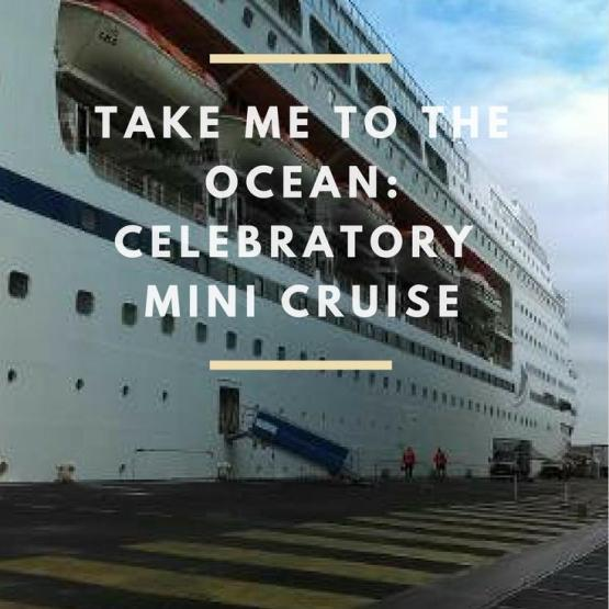 Take Me To The Ocean - Celebratory Mini Cruise - CMV's Columbus