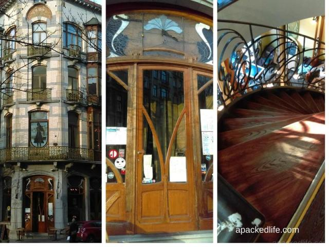 7 Beautiful Reasons To Explore Hidden Brussels - Saint Gilles - La Porteuse d'Eau