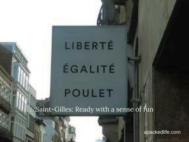 7 Beautiful Reasons To Explore Hidden Brussels Saint Gilles - Liberte Egalite Poulet