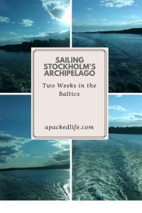 Baltic Cruise - White Nights in Scandinavia - Stockholm Archipelago sailing