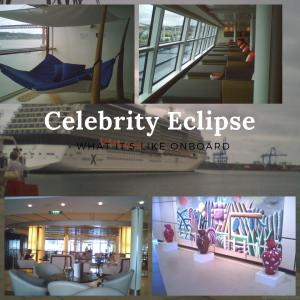 Baltics Cruise Celebrity Eclipse Life Onboard