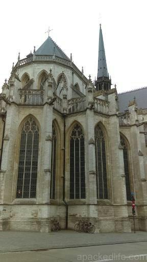 15 Great Things To Do In A Day in Leuven, Belgium - visit Sint Pieterskerk