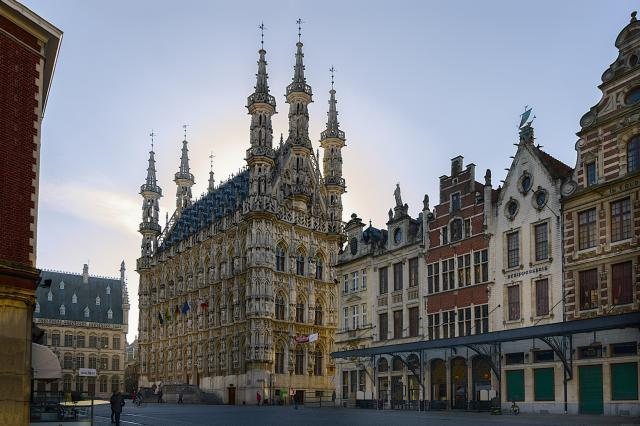 15 Great Things To Do In A Day In Leuven, Belgium - Leuven Town Hall, Leuven Stadhuis