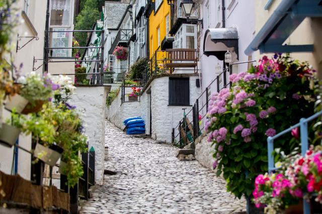 Places to visit in Devon, England - Clovelly