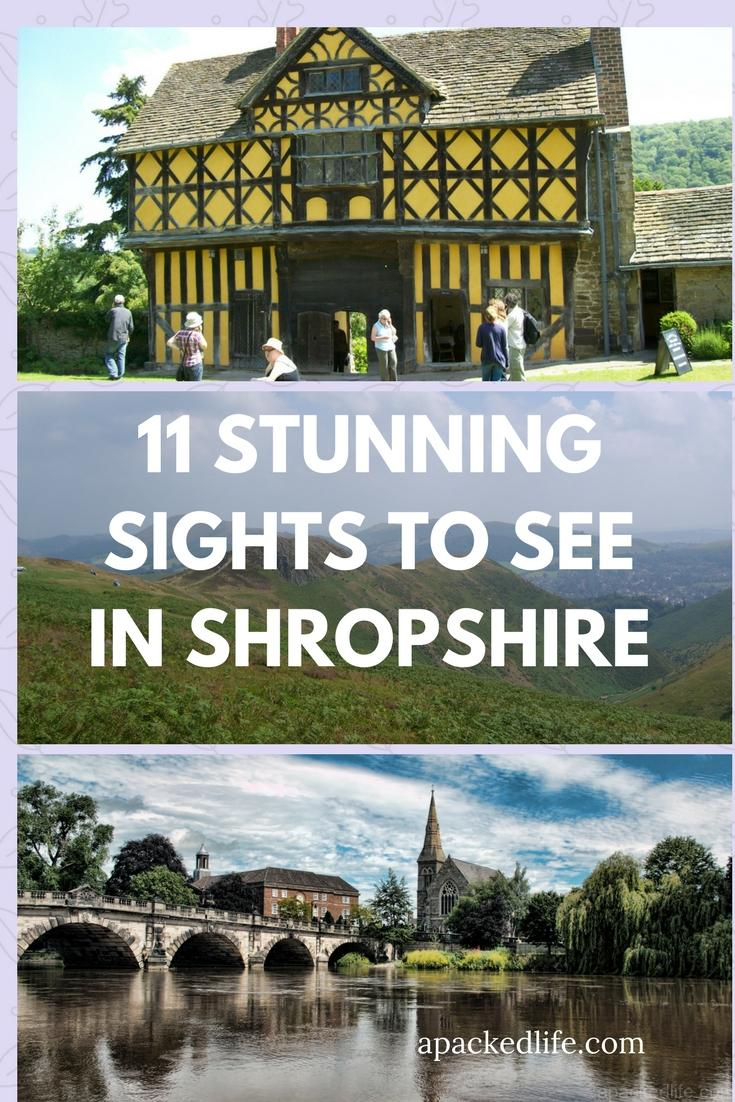 11 Stunning Sights To See In Shropshire, England