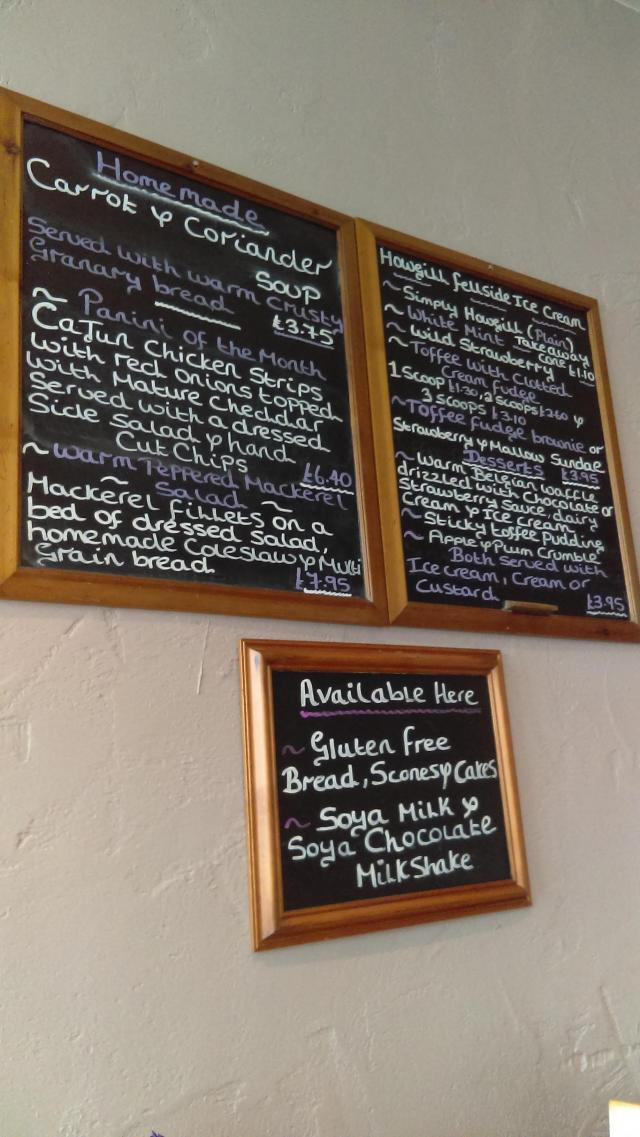 13 Ways To Eat Well For Less Traveling In The United Kingdom - Specials at Smatt's Duo Bistro, Sedburgh