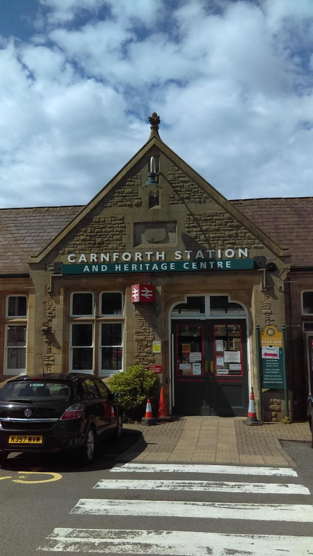 11 Lovely Locations in Lancashire - Carnforth Station