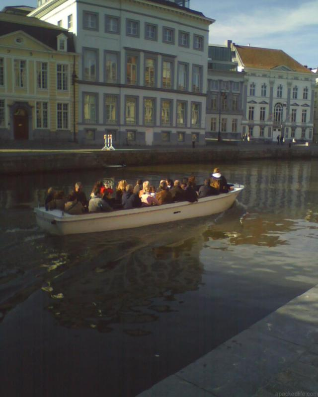 17 Things To Do In Glorious Ghent, Belgium - Canal Tour in Ghent