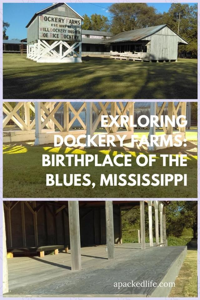 Exploring Dockery Farms, Birthplace of the Blues, Mississippi