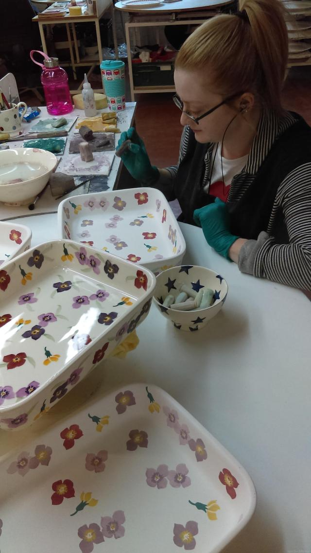 Emma Bridgewater Factory Visit - Day Trip To Stoke-On-Trent