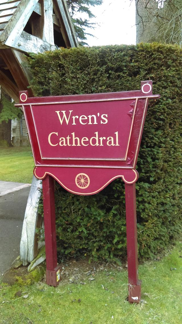 7 Warwickshire Gems To Visit In The Forest Of Arden - Wren's Cathedral at Wroxall Abbey