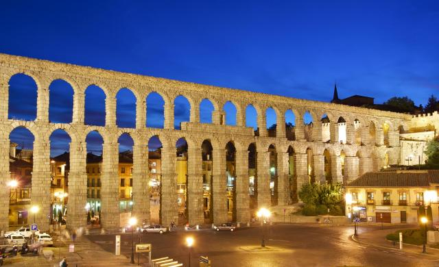 11 Amazing Cities For Architecture Lovers: Segovia