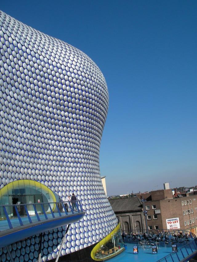 11 Amazing Cities For Architecture Lovers: Birmingham