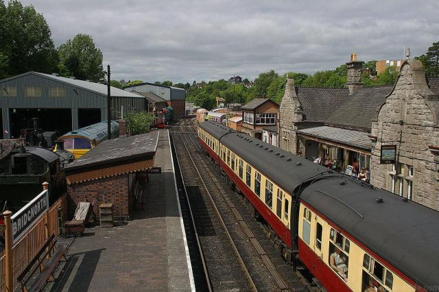11 Wonderful Things To Do In Worcestershire - Severn Valley Railway