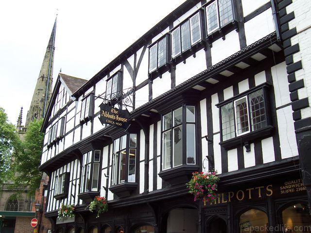 11 Stunning Sights To See In Shropshire, England - Shrewsbury