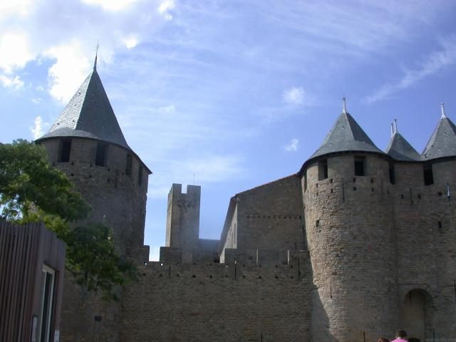 11 Amazing Cities For Architecture Lovers: Carcassonne