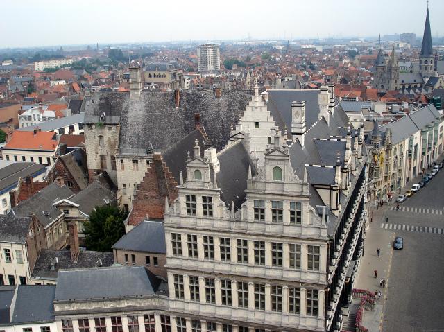 17 Things To Do In Glorious Ghent, Belgium - Stadhuis & Belfort