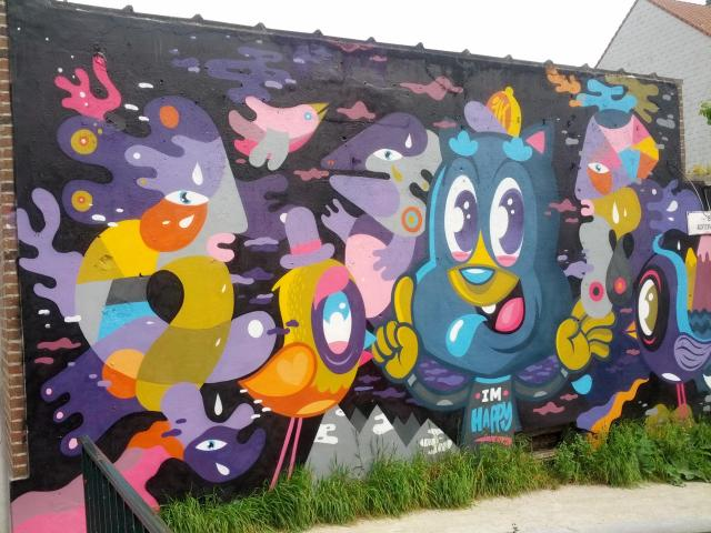 17 Things To Do In Glorious Ghent, Belgium - Street Art