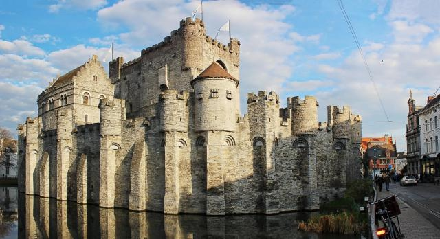 17 Things To Do In Glorious Ghent, Belgium - Gravensteen
