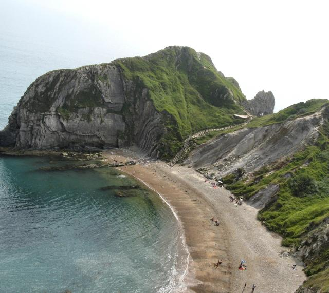 The 11 Best Beaches In England You Must Visit - Man O'War Cove, Dorset