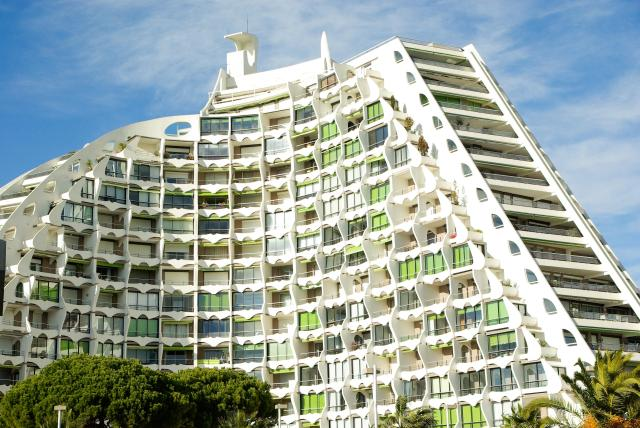11 Amazing Cities For Architecture Lovers: La Grande Motte
