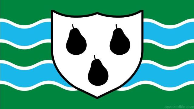 11 Wonderful Things To Do In Worcestershire - County Flag