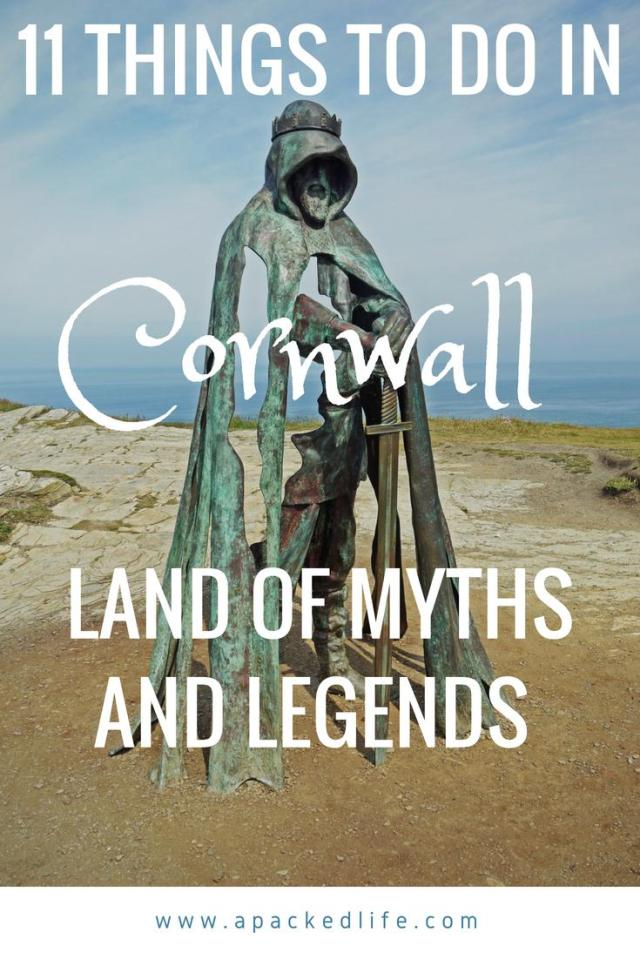 11 Things To Do In Cornwall - Land of Myths and Legends