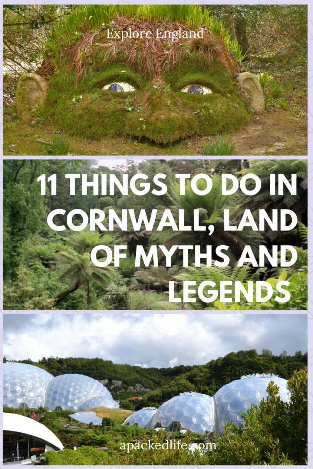 11 Things To Do In Cornwall, Land of Myths and Legends