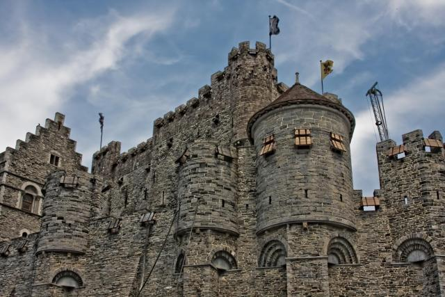 The Very Best Of Belgium - Great Places And Experiences - Ghent Gravensteen