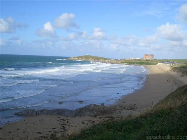11 Things To Do In Cornwall, Land of Myths and Legends - Fistral