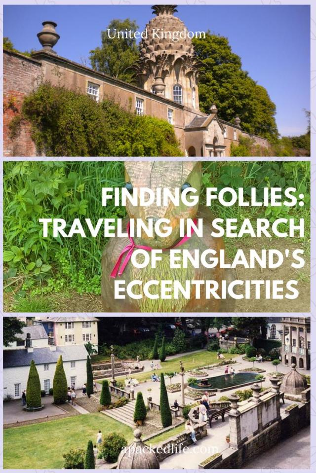 Finding Follies_ Traveling In Search Of England's Eccentricities