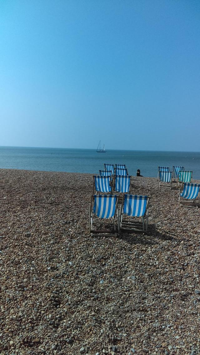 The 11 Very Best Things To Do In Brighton - Brighton Beach Deckchairs