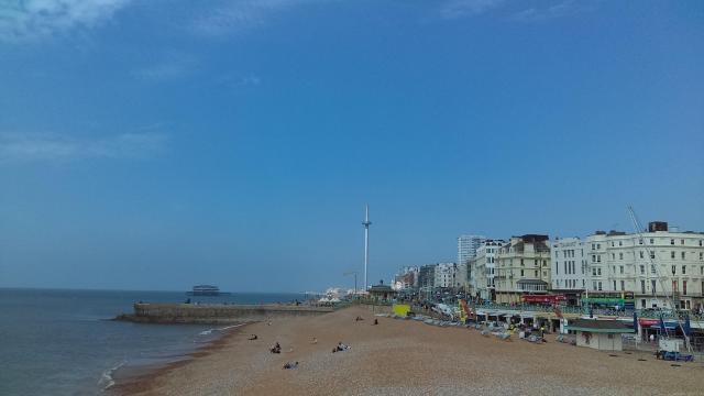 The 11 Very Best Things To Do In Brighton - Brighton British Airways i360