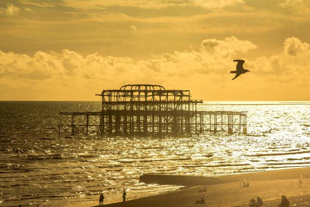 The 11 Very Best Things To Do In Brighton - Brighton West Pier