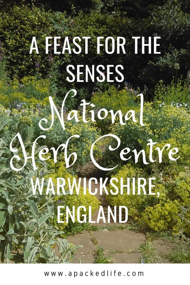 A Feast For The Senses_ The National Herb Centre, Warwickshire