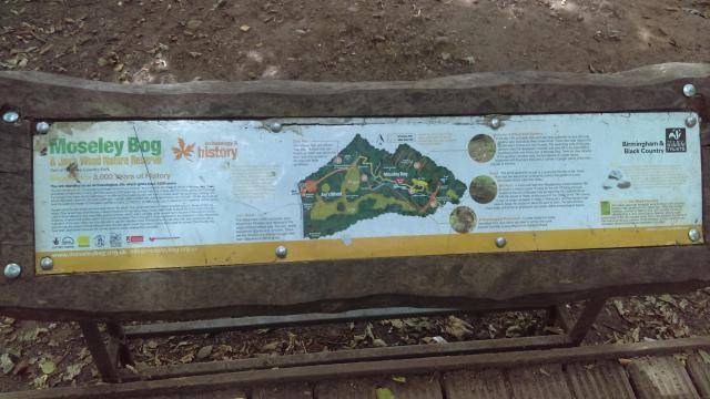 Taking the Tolkien Trail in Birmingham - Exploring Marvelous Middle Earth - Tolkien Trail, Moseley Bog, Birmingham
