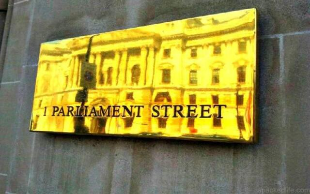 Cool or Unusual Things To Do In England - 1 Parliament Street, Houses of Parliament