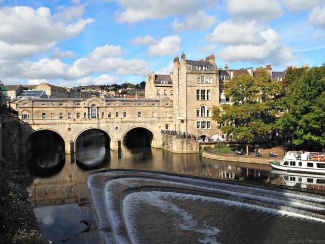 Cool or unusual things to do in England - Bath
